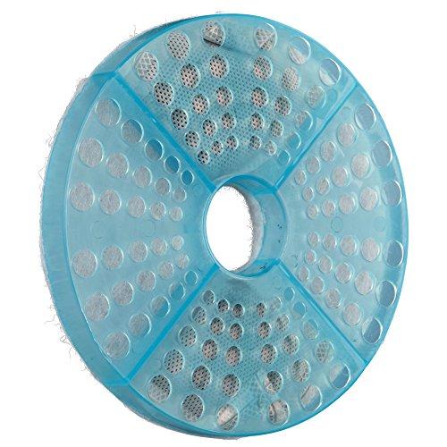 Trixie - Filtro de carbón activo de repuesto para el bebedero Bubble Stream. (Talla Única/Azul)