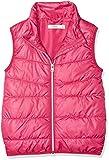 NAME IT Nmfmylan Vest, Chaleco para Niñas, Rosa (Bright Rose Bright Rose), 110