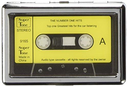 Chilling Time Music Box Portasigarette, 7 cm