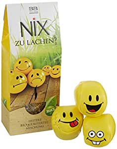 Geschenk Set NiX zu lachen