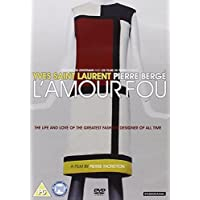 Yves Saint Laurent L'Amour Fou [DVD] by Yves Saint-Laurent