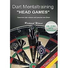 """Dart Mentaltraining """"Head Games"""" +  5 Std. MP3 Download: Gewonnen oder verloren wird zwischen den Ohren"""