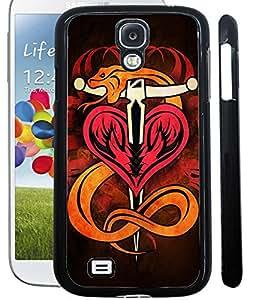 ColourCraft HBK Design Back Case Cover for SAMSUNG GALAXY S4 I9500 / I9505