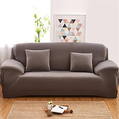 Duoguan 3 Sitzer Sofa-Abdeckung Möbelschutz Sofabezug Couchbezug Verfügbar In Verschiedenen Größen