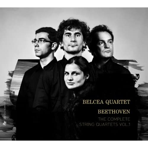 String Quartet No. 11 in F Minor, Op. 95: I. Allegro con brio