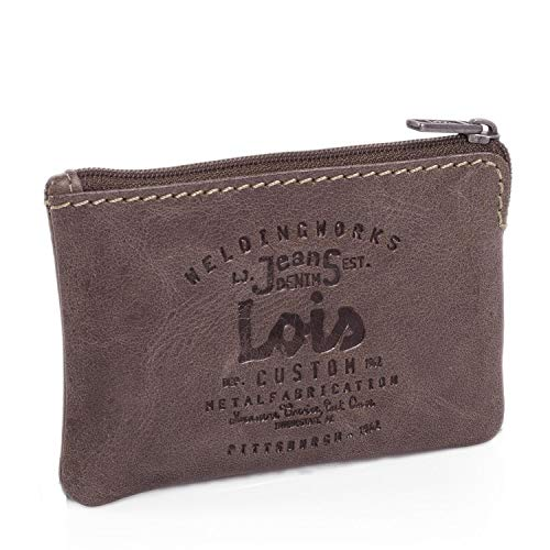 LOIS - 11002 Cartera Monedero Billetero Tarjetero