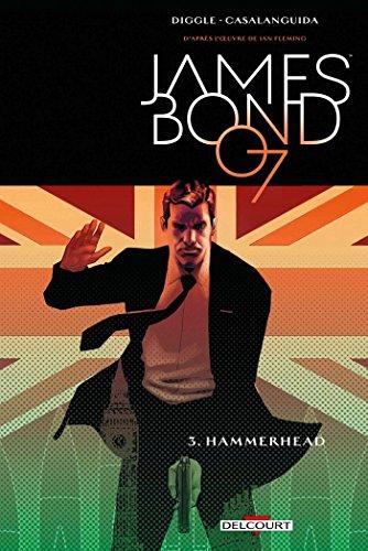 James Bond T03. Hammerhead Pdf - ePub - Audiolivre Telecharger