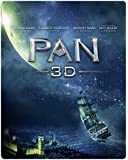 Pan Steelbook (exklusiv bei Amazon.de) [3D Blu-ray] [Limited Edition]