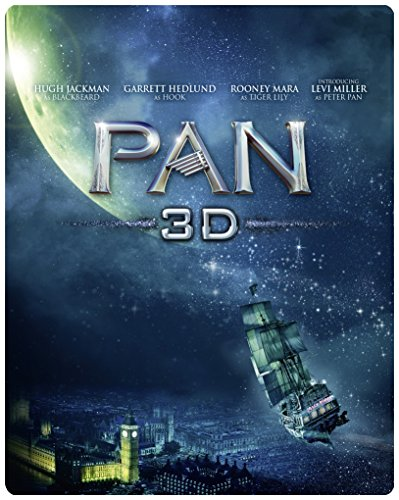 Pan Steelbook (exklusiv bei Amazon.de) [3D Blu-ray] [Limited Edition]