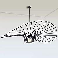 YUXN Suspension Vintage Salon Suspension Lampe Lustre Simple Creative (Hauteur De La Lumière Réglable), Conception De…