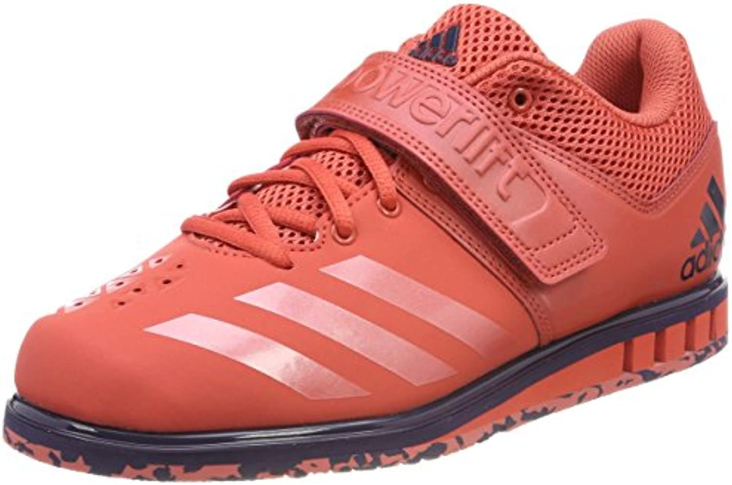 ADIDAS Powerlift PERFORMANCE Powerlift ADIDAS 3.1 Chaussure d'haltérophilie, Multicolore (Trace Scarlet/Trace Scarlet/Noble Ink... aef46e