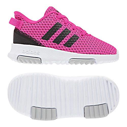 Adidas Racer TR INF, Zapatillas de Deporte Unisex niño, Multicolor Rossho/Negbás/Gridos 000, 25...