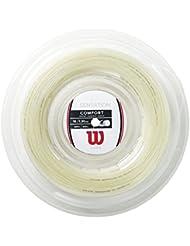 Wilson WRZ910900 Cordage de tennis 12,2 x 200 m
