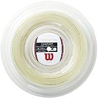 Wilson Sensation 16 200M Reel Cordaje para Raquetas-Unisex, 16G