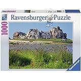 Ravensburger - 19147 - Puzzle Classique - Maison En Bretagne - 1000 Pièces