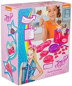 Sambro JJS-4539 Sweet Creations - Juego de Accesorios para Hacer Chocolate (Jojo Siwa, con Muchos Accesorios)