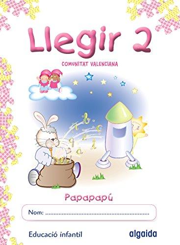 Llegir 2 (Papapapú) - 9788498771480