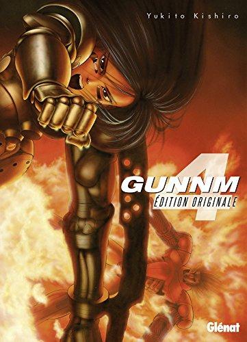 Gunnm - Edition originale, Tome 4 : par From Glénat