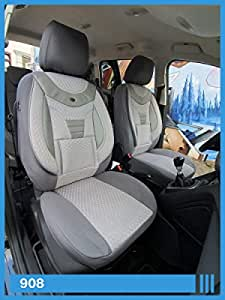 Maß Sitzbezüge Kompatibel Mit Mercedes B Klasse W245 Fahrer Beifahrer Ab Fb 908 Baby