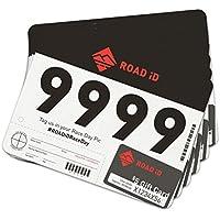 Dorsales para identificación en carreras –Juego de dorsales para carreras, deportes, etc., Numbers 301-400