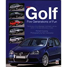 VW Golf: Five Generations of Fun