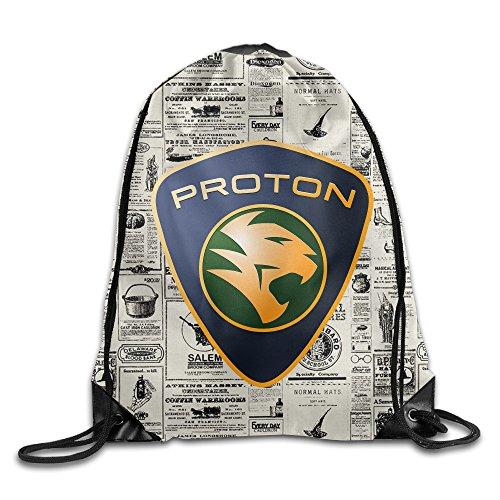 forth 3J Custom Proton auto logo coulisse zaino Beam bocca Bags