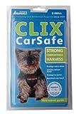 Clix Carsafe Hundegeschirr fürs Auto, X Größe: Extra Small