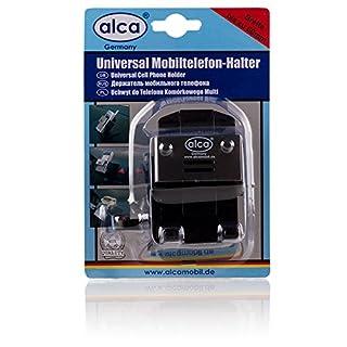 alca® 528200 Mobil Holder Clip Universal-Mobiltelefon-Halter