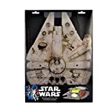 Star Wars - Millennium Falcon Planche de Découpe