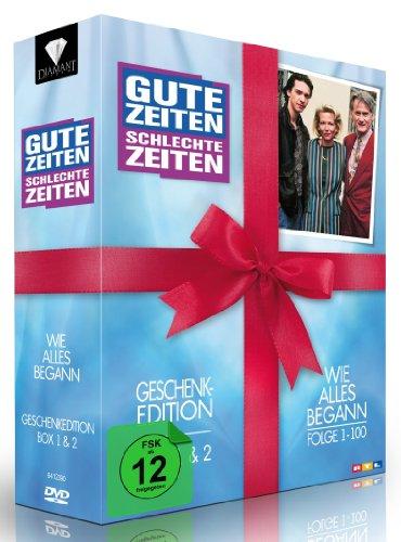 Wie alles begann - Box 1+2, Folgen 1-100 (Geschenk-Edition) (10 DVDs)