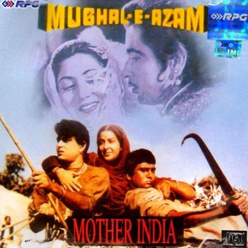 Original Soundtrack by Mughal-E-Azam/Mother India