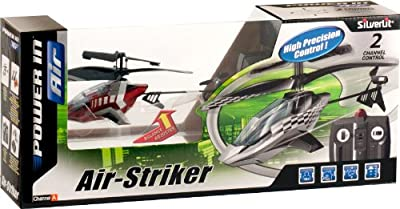 Silverlit Air Striker 2-Channel Remote Control Helicopter