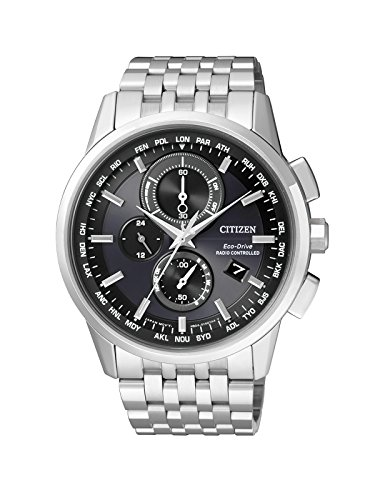 Citizen Herrenuhr Quarz Edelstahl AT8110-61E