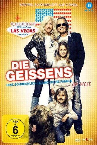 Die Geissens - Eine schrecklich glamouröse Familie: Staffel 3.2 [2 DVDs] 3,2