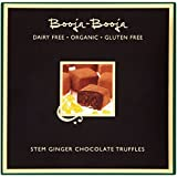 Booja Booja Organic Stem Ginger Truffles 104 g (Pack of 2)