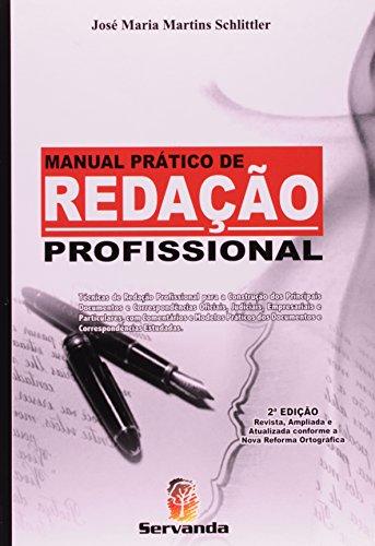 MANUAL PRATICO DE REDACAO PROFISSIONAL