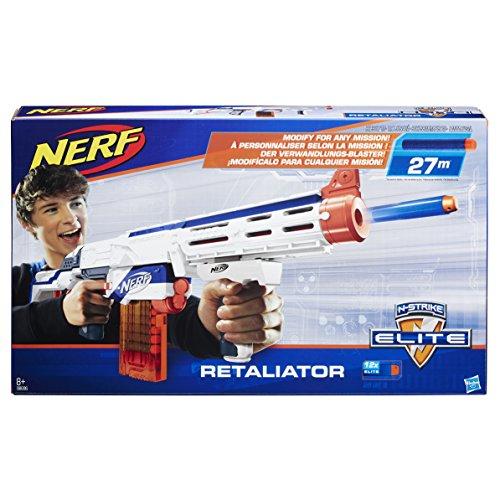 Nerf - Elite retaliator (Hasbro...