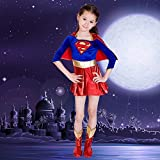 #6: Fancydresswale Super Girl Costume (3-5 YRS)