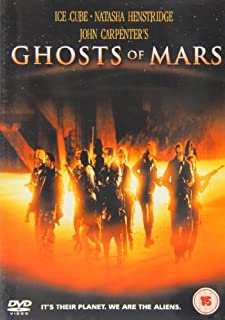 Ghosts of Mars by Natasha Henstridge