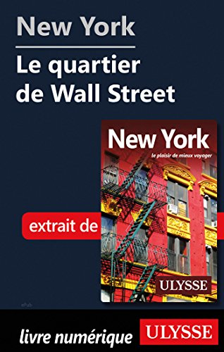 Descargar Libro New York - Le quartier de Wall Street de Collectif