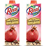 Real Masala Pomegranate, 1L (Pack of 2)