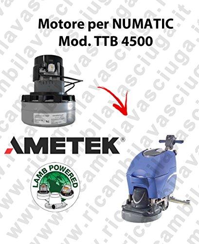 TTB 4500Saug Motor Ametek Wischmop Numatic