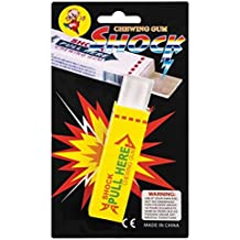 Shock Chewing Gum, Electrical Shocking Gum