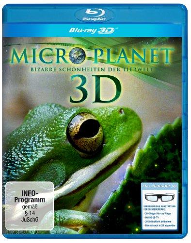Preisvergleich Produktbild MicroPlanet 3D [3D Blu-ray]