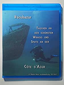 #scubazur - Tauchen an der Côte d'Azur