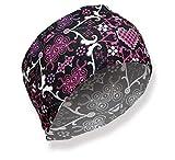 MATT Damen Catalina Estrada Stirnband Headband, neon, One Size