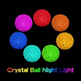 Alcoa Prime g Color Changing Crystal Bal...