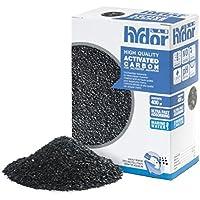 Hydor High Quality Activated Carbon Saltwater 400 gr - Carbone attivato di alta qualità, materiale filtrante per acquari di acqua marina