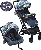R for Rabbit Pocket Stroller Travel System - The Most Portable Travel System