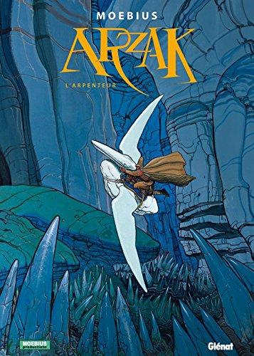 Arzak - Tome 01: L'Arpenteur par Moebius